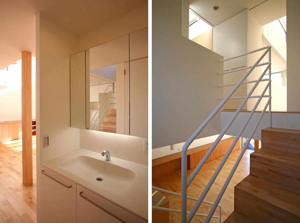 s高窓の家10