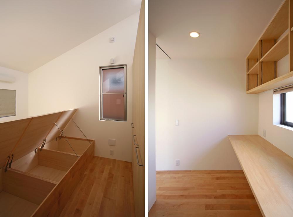 s高窓の家12
