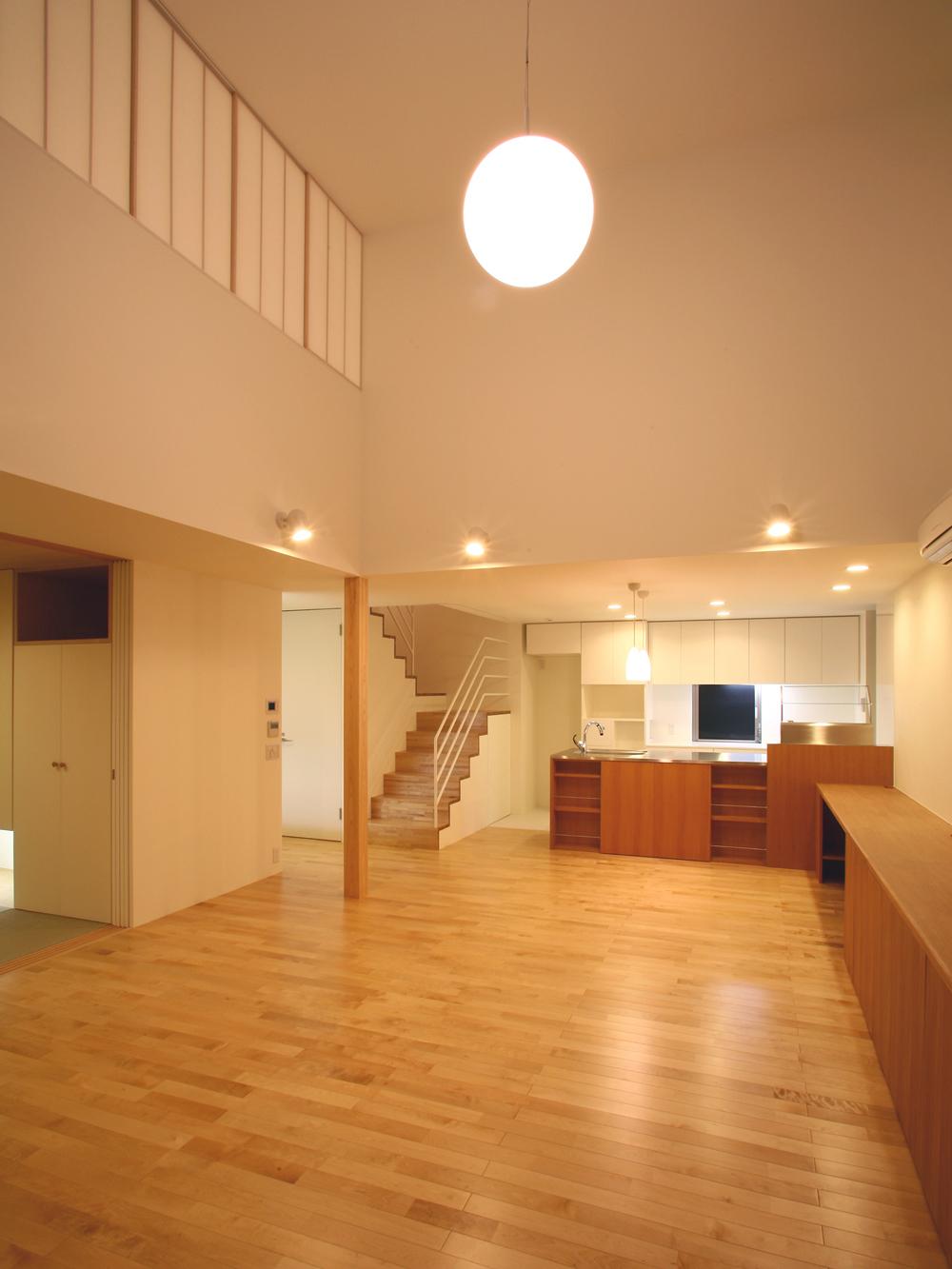 s高窓の家15